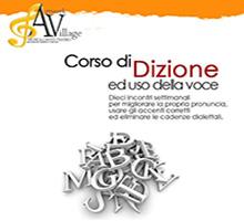 Corso di Dizione - Artwork Village - Ponsacco