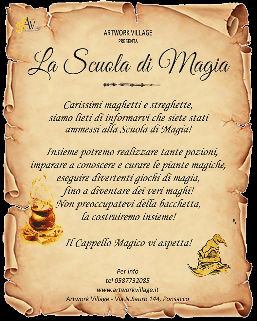 La Scuola di Magia