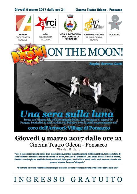Boom On The Moon