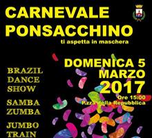 Carnevale Ponsacchino
