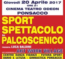 Sport Spettacolo in Palcoscenico