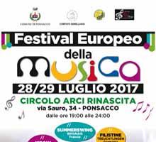 Festival Europeo della Musica