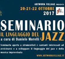 """Seminario """"IL LINGUAGGIO DEL JAZZ"""""""