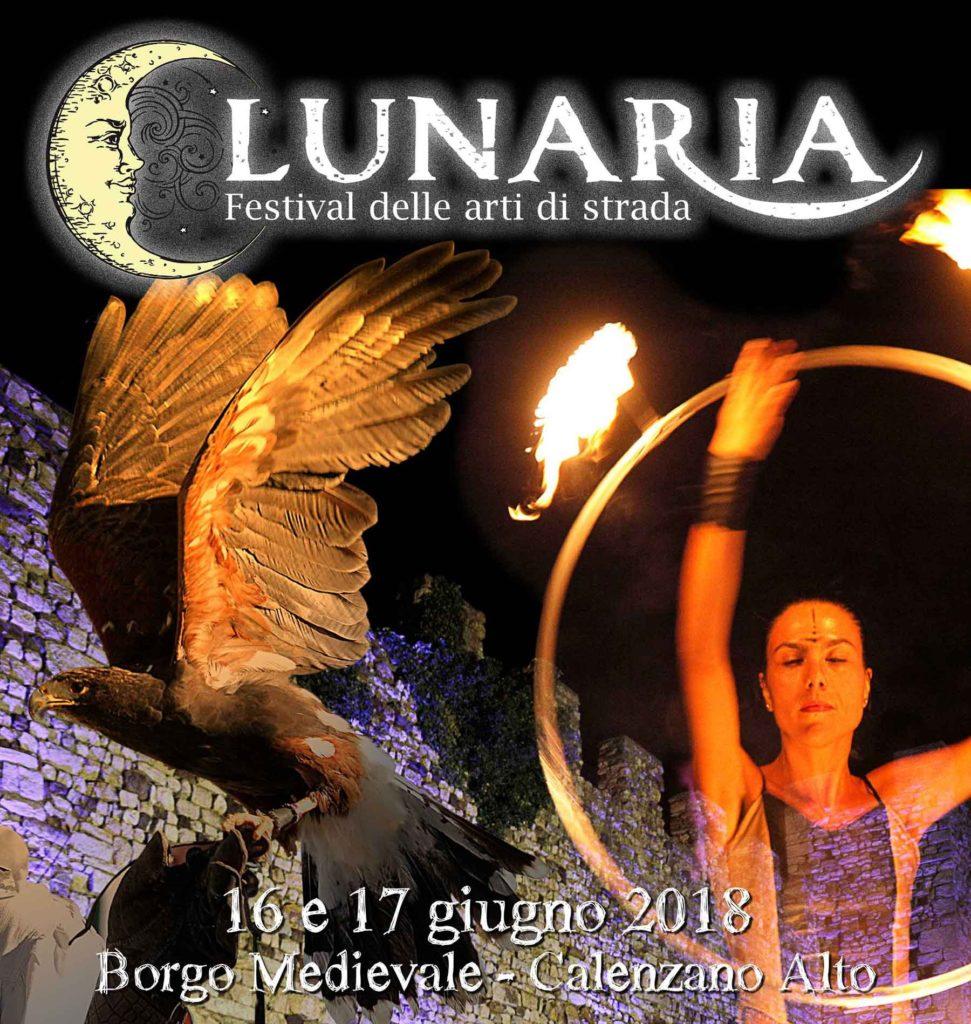 Lunaria 2018 – Il Festival delle Arti di Strada