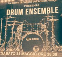 Drum Ensemble!