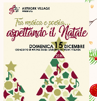 Natale Artwork Village