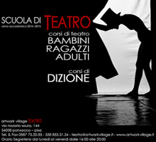 Teatro Artwork Village